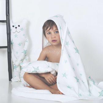 Dětský ručník s kapucí 700g, GRACCIOZA