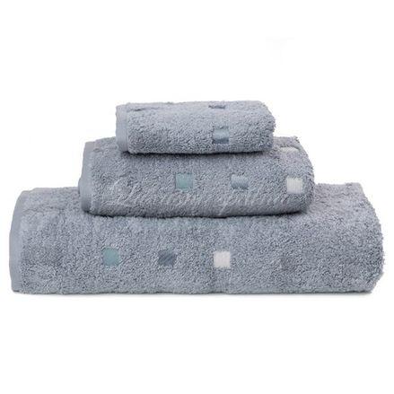 Froté ručník QUATTRO, GRAPHIT, Frahmsohn