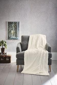 Kožešinová deka BUGATTI 3881-300, 150x200cm