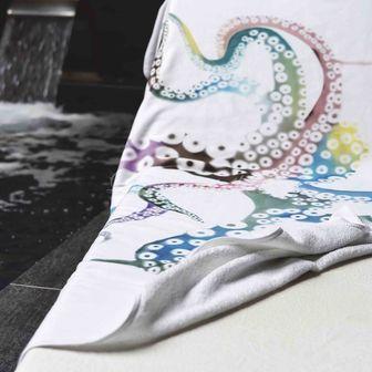 Luxusní plážový ručník  OCTOPUS 700g, GRACCIOZA
