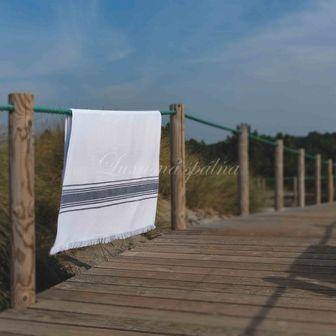 Plážový ručník MYKONOS DENIM, SOREMA