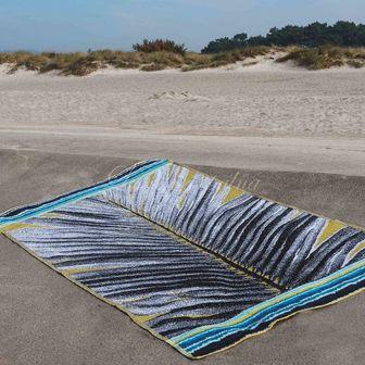 Velúrový plážový ručník COACHELLA SOREMA